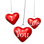 I Love You Chain Emoticon