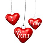 I Love You Chain Emoticon