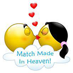 Match Made in Heaven Emoticon