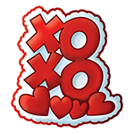 XOXO Facebook Chat Emoticon