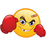 Boxer Facebook Chat Emoticon