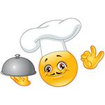Facebook Chef Emoticon