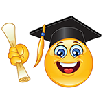 Facebook Diploma Chat Emoticon