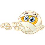 Mummy Facebook Chat Emoticon