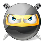 Facebook Ninja Chat Emoticon