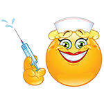 Nurse Facebook Chat Emoticon