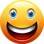 Facebook Teethy Smile Emoticon