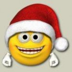 Share Christmas Joy with Facebook Emoticons