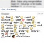 Why Chat with Emoticons?